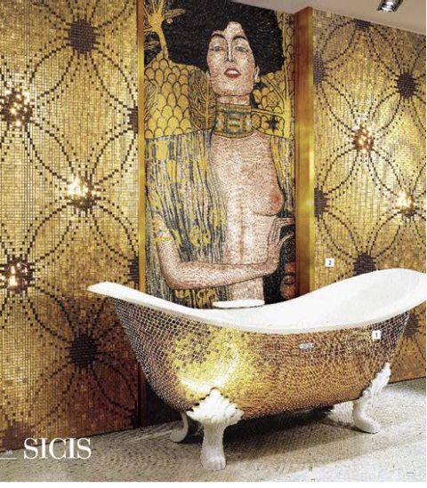 klimt inspired interior design,Gustav Klimt Color Palettes, Patterns, Brush Strokes in Prints, Haley Byrd, Fashion Designer, Costume Designer, Costumer, Stylist, HaleyByrd.com, Design Inspiration and Motivation from around the world and every corner, FashionReWork.com, klimt inspired interior design